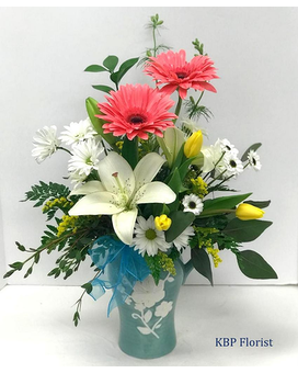 The Kimberly Bouquet Flower Arrangement