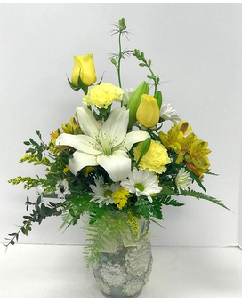 The Lynnette Bouquet Flower Arrangement