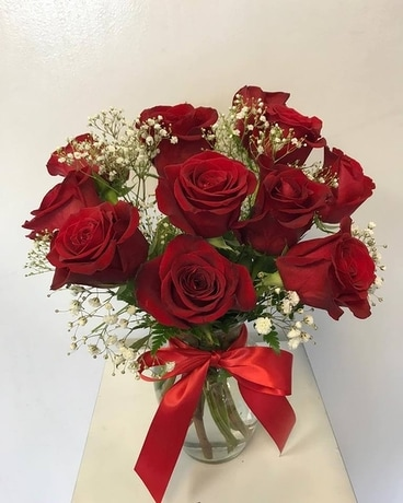 Red Rose Special Flower Arrangement