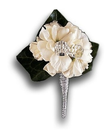 White stock boutonniere in canton pa stulls flowers white stock boutonniere boutonniere mightylinksfo
