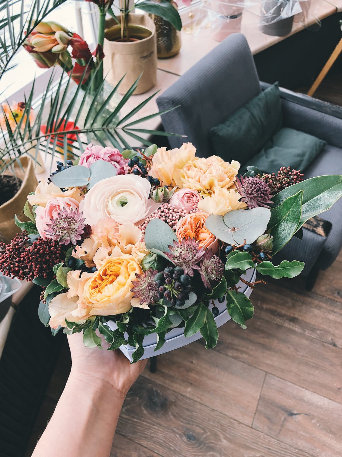 About the bothell florist bothell wa florist if you are ever dissatisfied with a product please let us know as soon as possible so we can either replace the arrangement or make another sort of izmirmasajfo