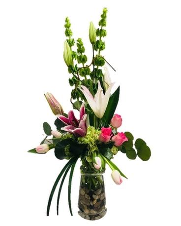 Garden Vase In Durham Nc Floral Dimensions