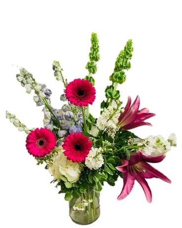 Outstanding Love Flower Arrangement