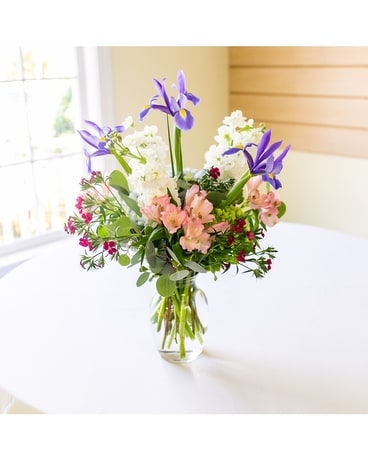 Designer's Choice Pastel Flower Arrangement