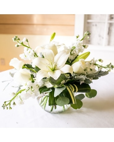 Gracefully Elegant Flower Arrangement