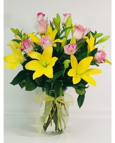 For That Special Someone Flower Arrangement