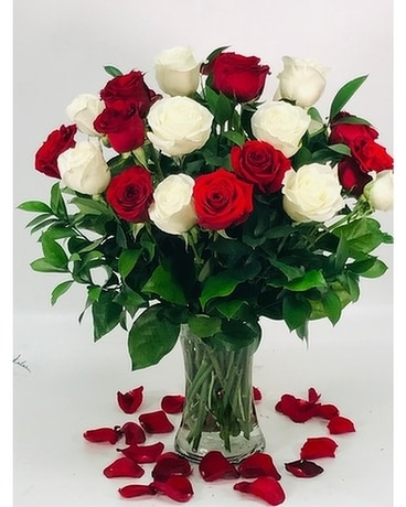 Love and Affection Flower Arrangement