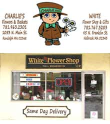 About charlies flowers baskets randolph ma florist that is why we always go the extra mile to make your floral gift perfect let charlies flowers baskets be your first choice for flowers mightylinksfo