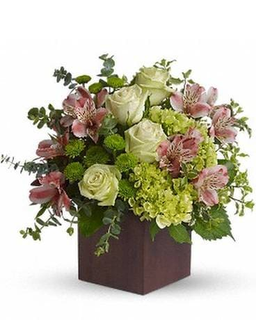 Teleflora's Tuscan Morning Bouquet Flower Arrangement