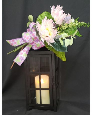 Silk Botanical Lantern Flowers
