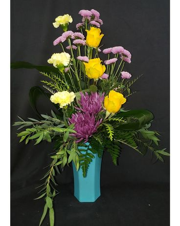 Summer Bliss Flower Arrangement