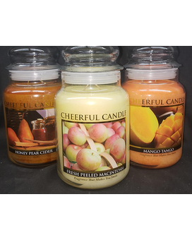 Large Jar (28 oz) Candle