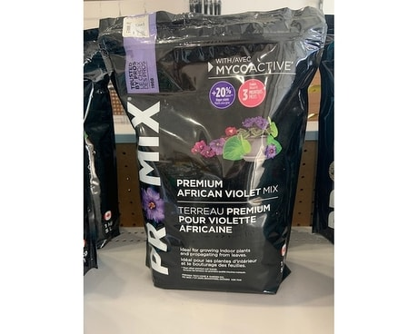 5L African Violet potting mix Custom product