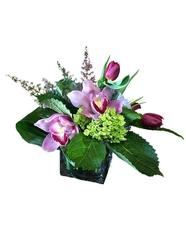 Secret Crush Flower Arrangement