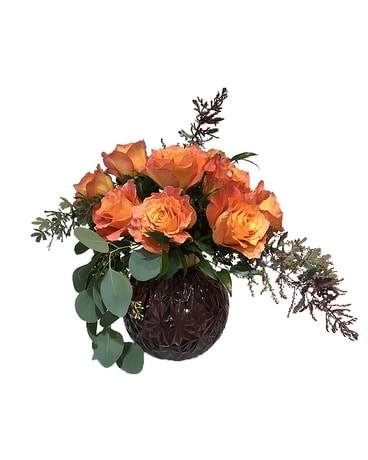 Sunset Lover Flower Arrangement