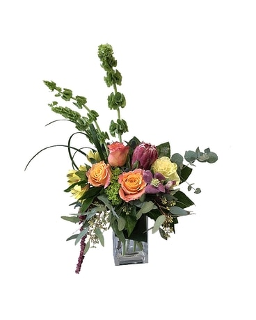 La Boheme Flower Arrangement