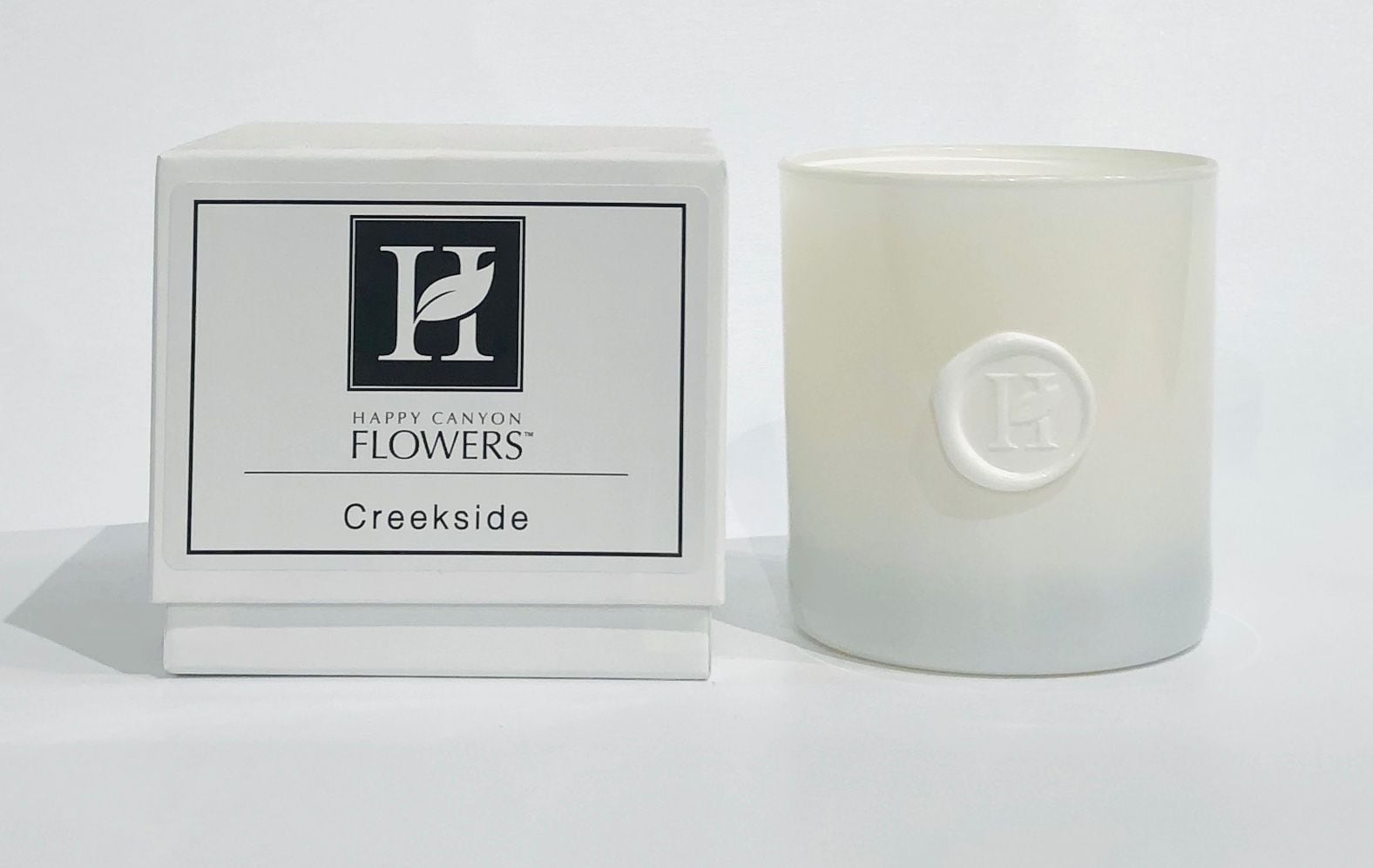 Happy Canyon Flowers Creekside Candle