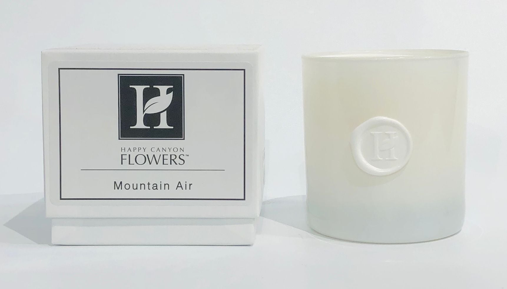 Happy Canyon Flowers Mountain Air Candle