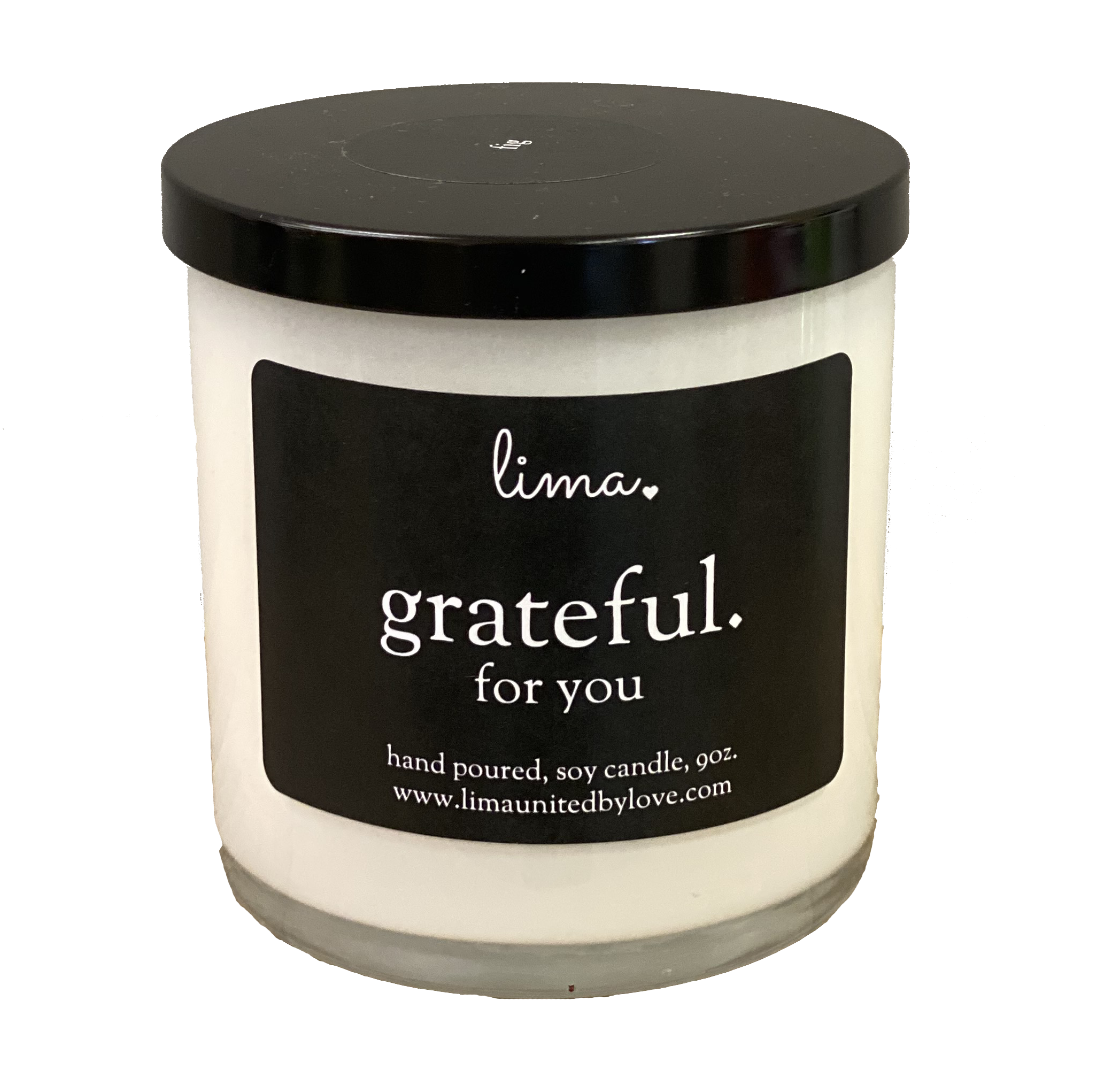 Grateful for You Candle