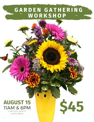 august workshop