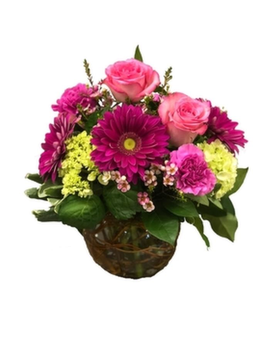 Daily Delight Flower Arrangement