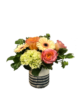 Summer Sorbet Flower Arrangement
