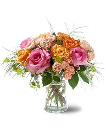 Teleflora's Garden of Roses Flower Arrangement
