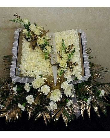 Custom Funeral In Aston Pa Wise Originals Florists Gifts