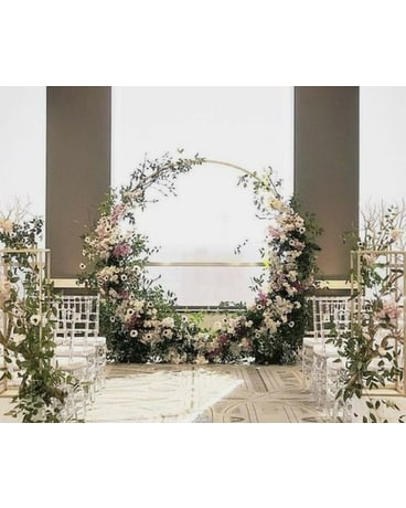 Weddings Flower Arrangement