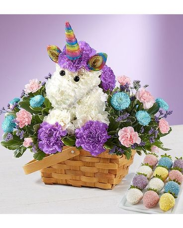 Flower unicorn Flower Arrangement