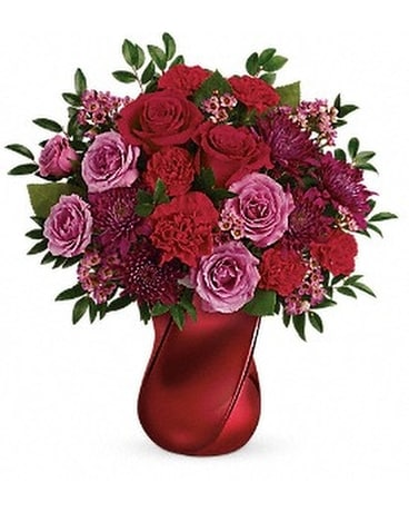 Teleflora's Mad Crush Bouquet Custom product