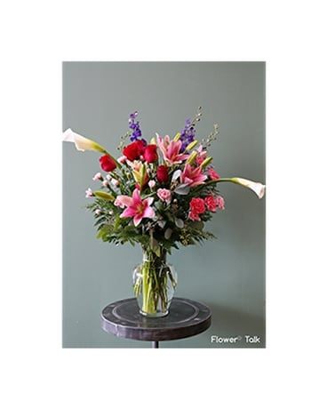 Flower Talk's Lovely Bouquet