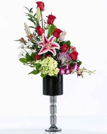 Showstopper Flower Arrangement