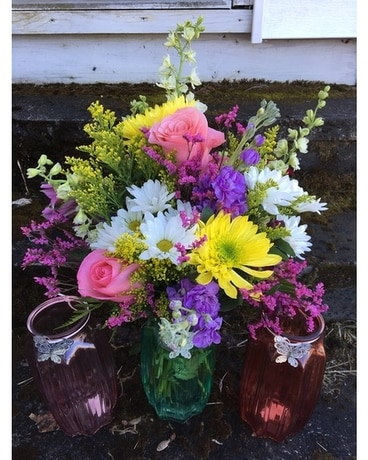 Wildflower Daydreams Flower Arrangement