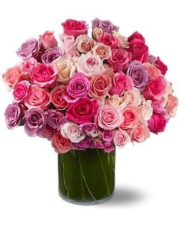 All My Love Flower Arrangement