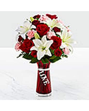 Expressions of Love Flower Arrangement