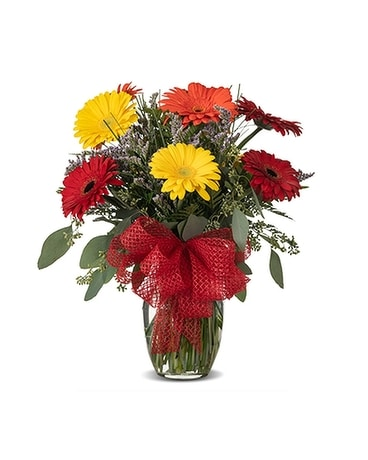 FINDING FALL Flower Arrangement