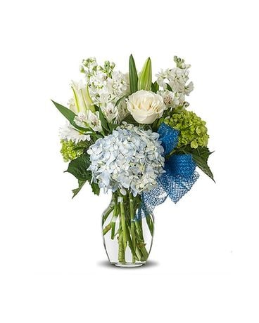 CARIBBEAN BREEZE Flower Arrangement