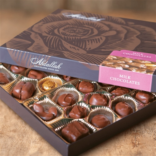 Box of Abdallah Chocolates