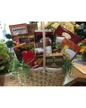 Lets eat . Gift Basket