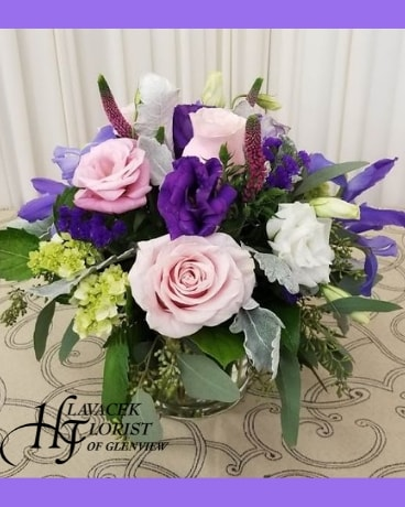 Tranquil Retreat Flower Arrangement