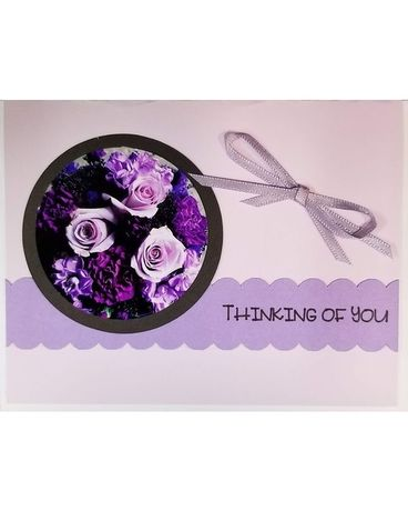 Photo Card - Thinking Of You Gifts