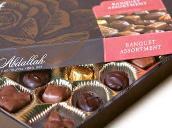Abdallah Premium Assorted Chocolates