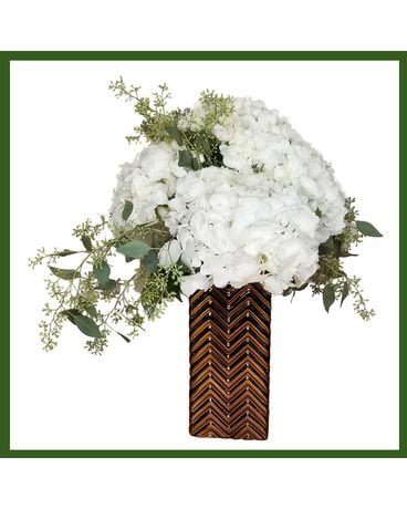 Hydrangea Heaven Flower Arrangement