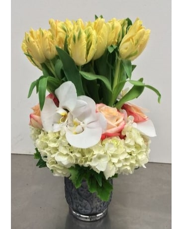 Joyful Arrangement Flower Arrangement