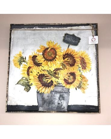 Sunflowers Wall Art Gifts