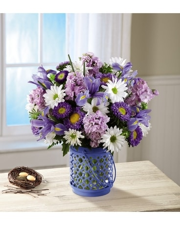 The Cottage Garden Bouquet Flower Arrangement
