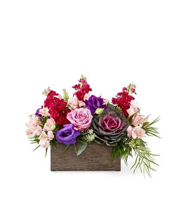 Natural Charm Bouquet Flower Arrangement