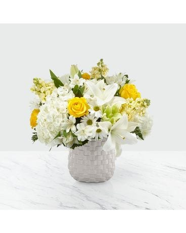Comfort and Grace Bouquet Flower Arrangement