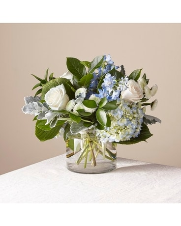 Clear Skies Bouquet Flower Arrangement